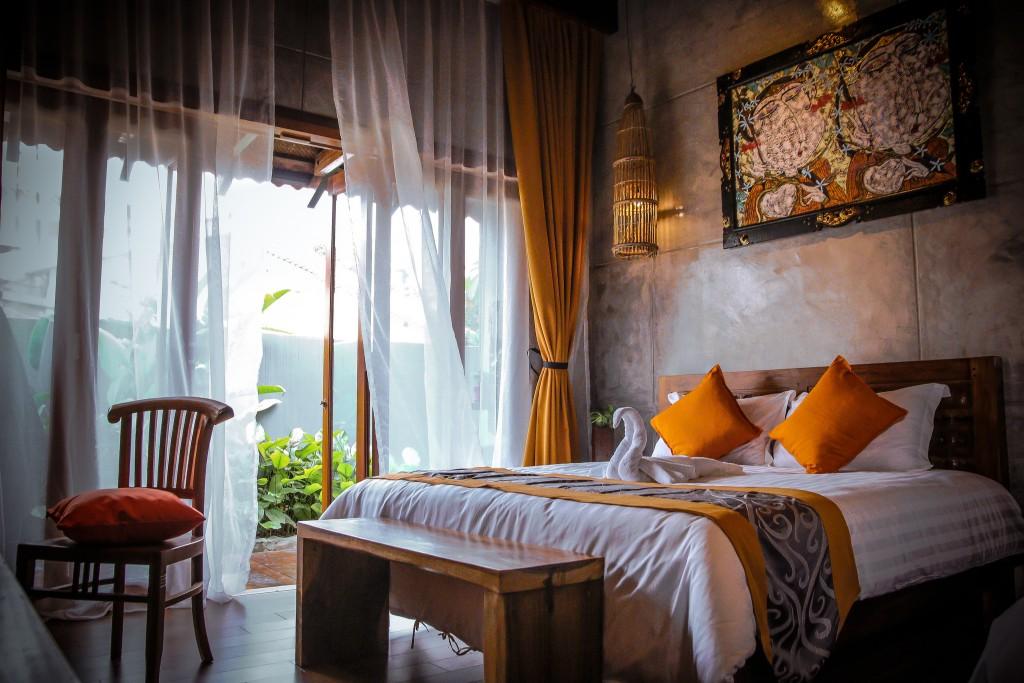 Красивое фото отеля на Бали