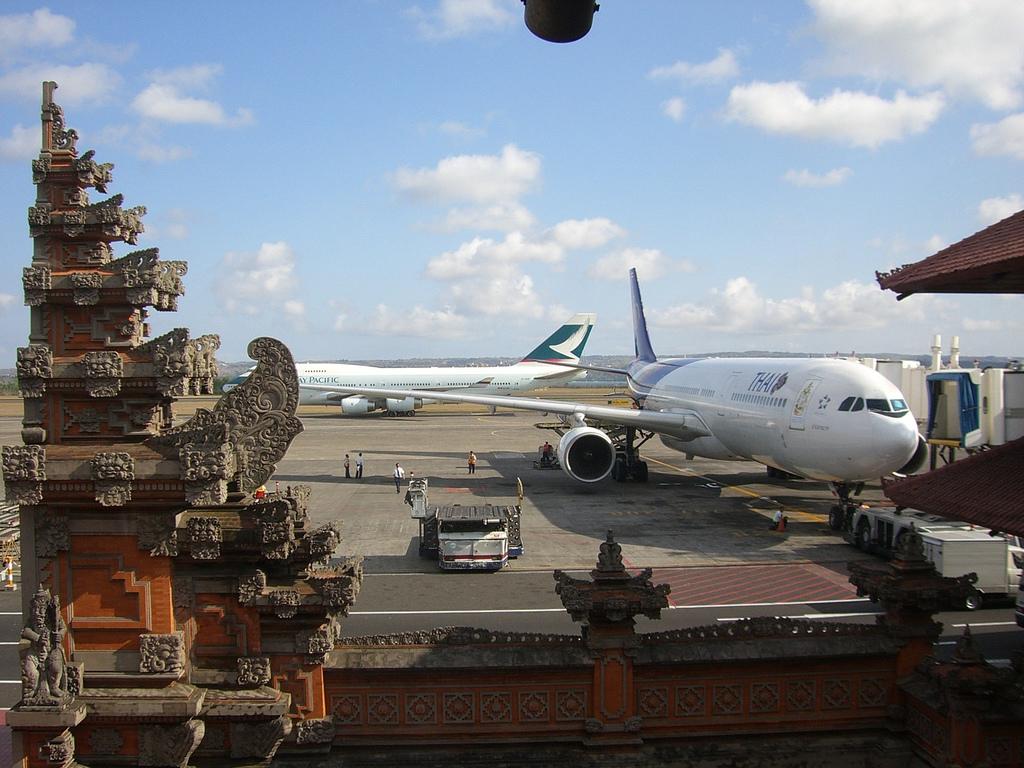 Фото аэропорта Бали
