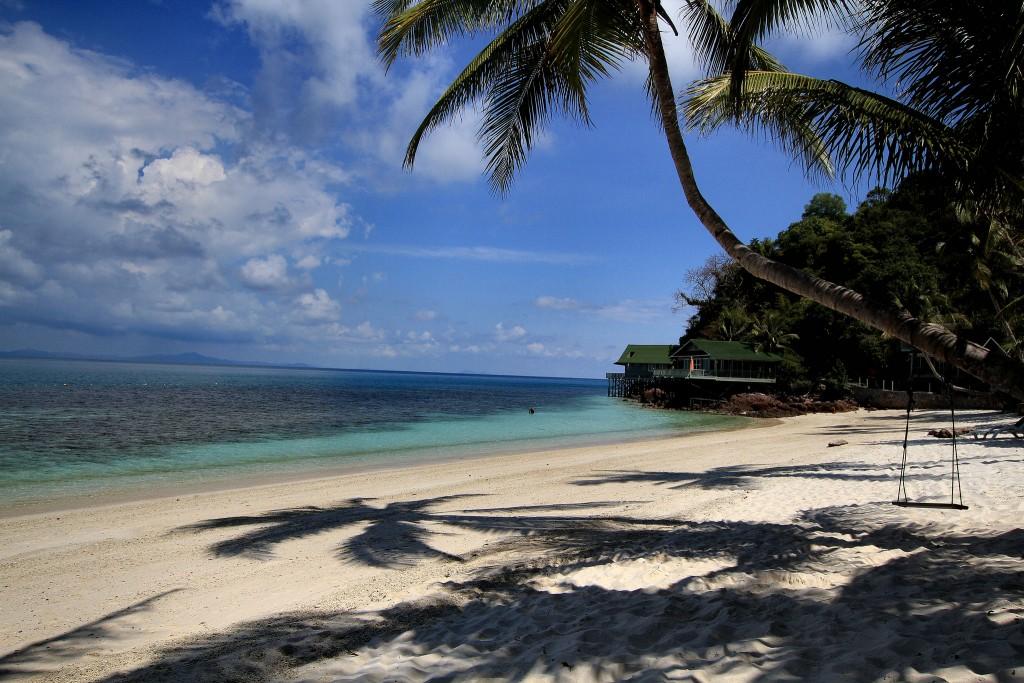 Фото пляжа в Малайзии