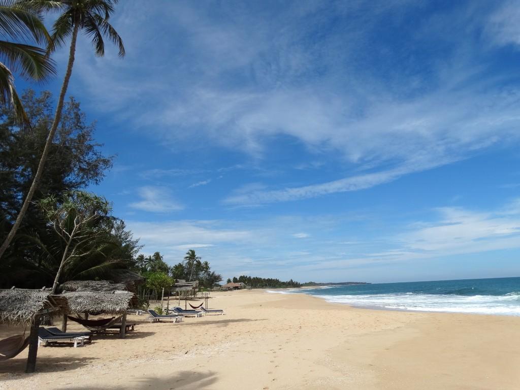 Фото пляжа Шри-Ланки