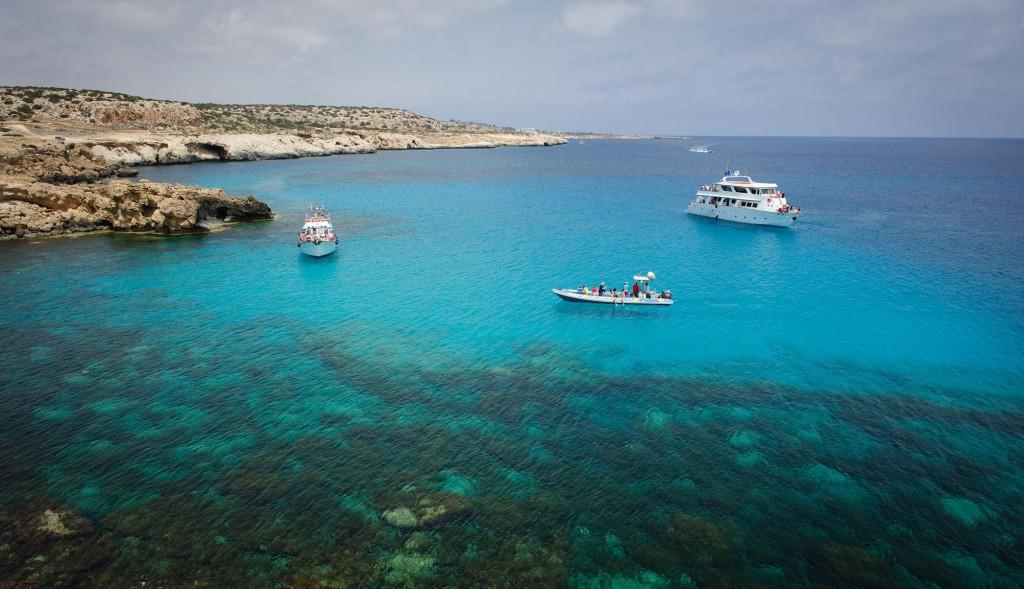Фото моря на Кипре