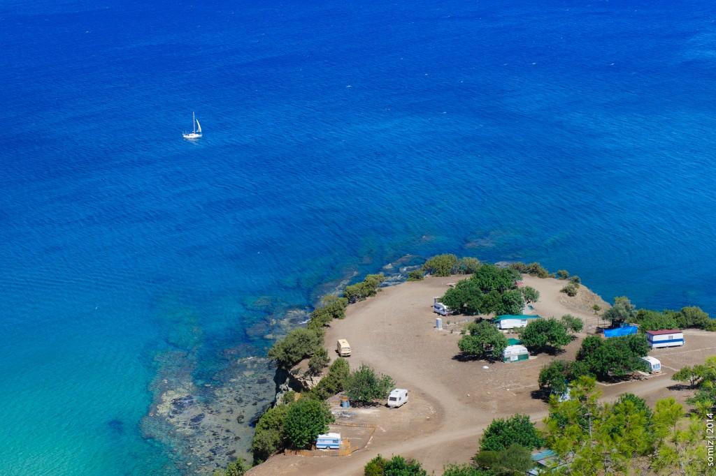 Фото моря на Кипре.