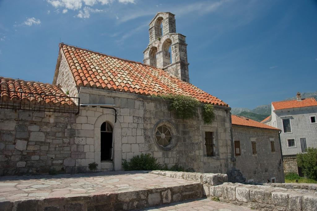 Фото архитектуры Черногории