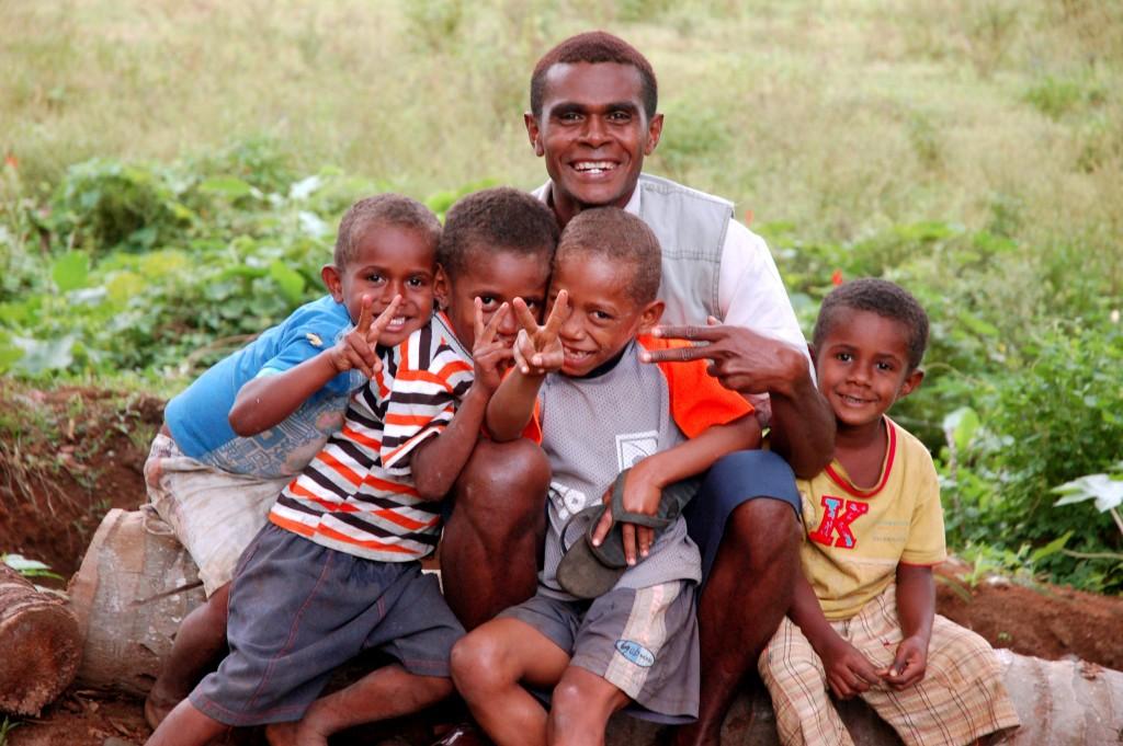 Фото фиджийцев