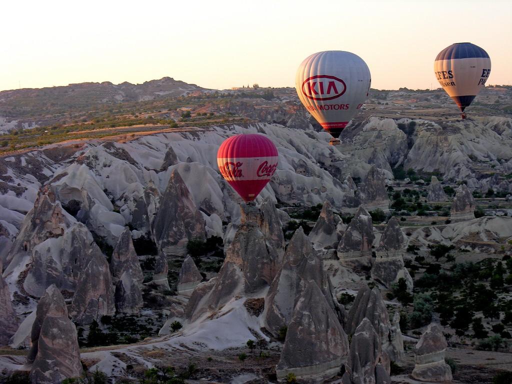 Фото гор Турции