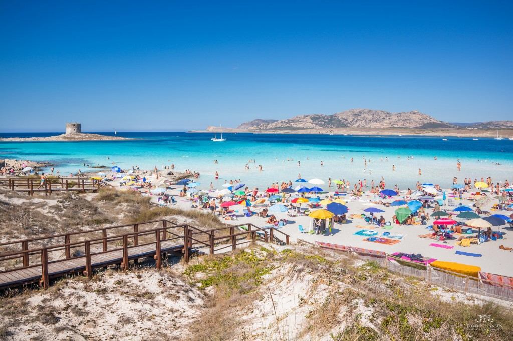 Фото пляжа в Италии