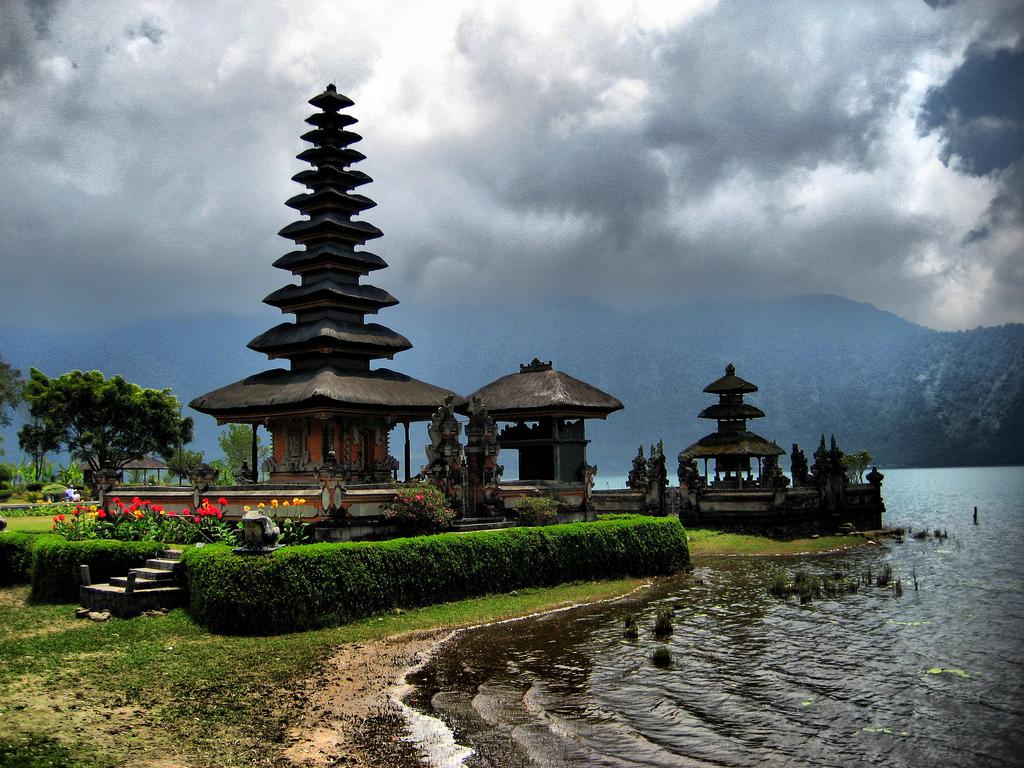 Фотография острова Бали
