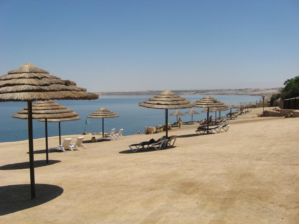 Фото Мертвого Моря в Иордании