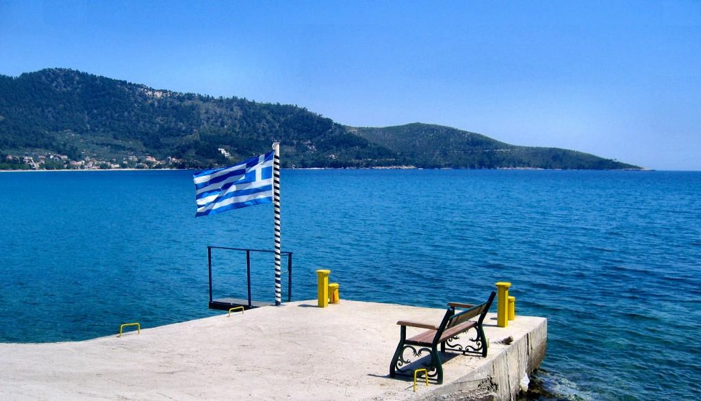 Фото моря Греции