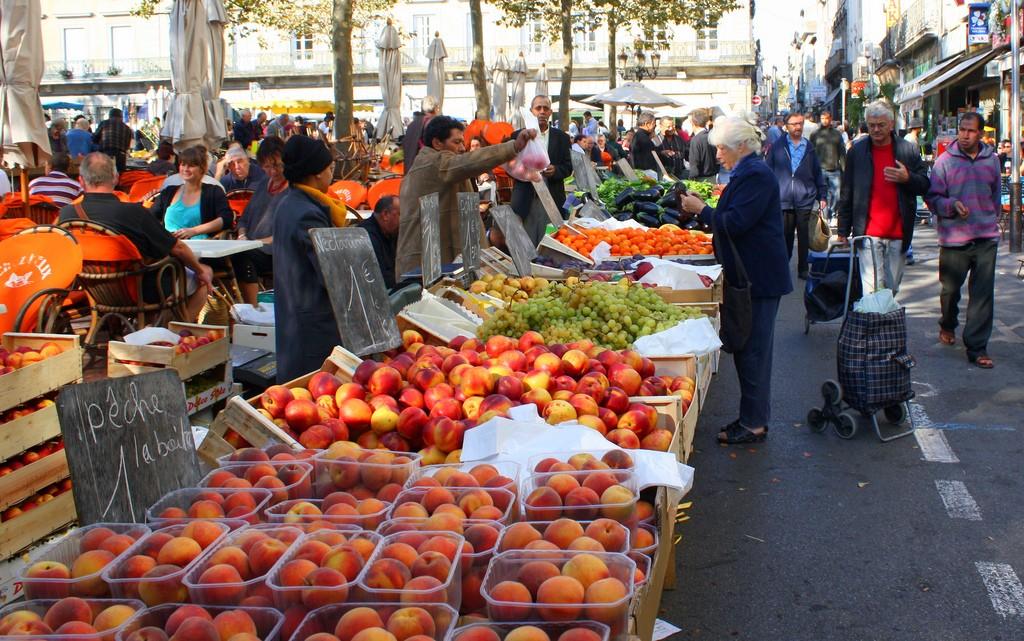Фото жителей Франции