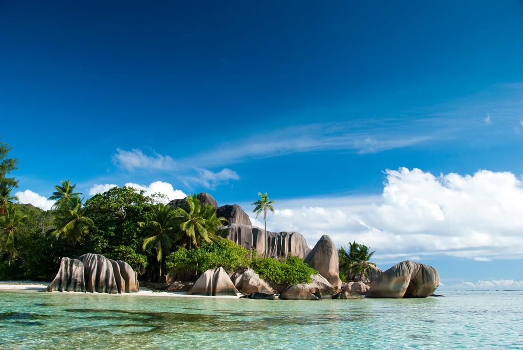 Фото пейзажей Сейшельских островов