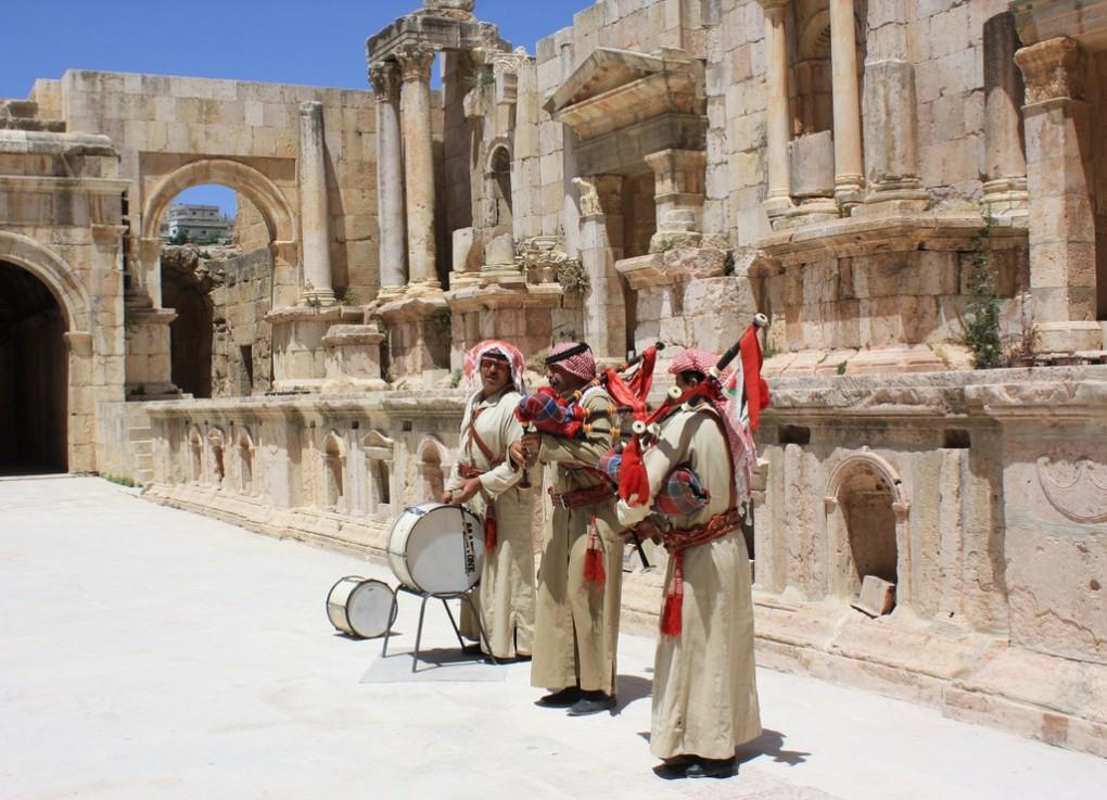 Фото архитектуры Иордании