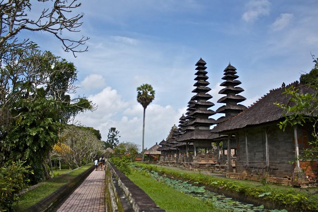 Фото острова Бали в Индонезии