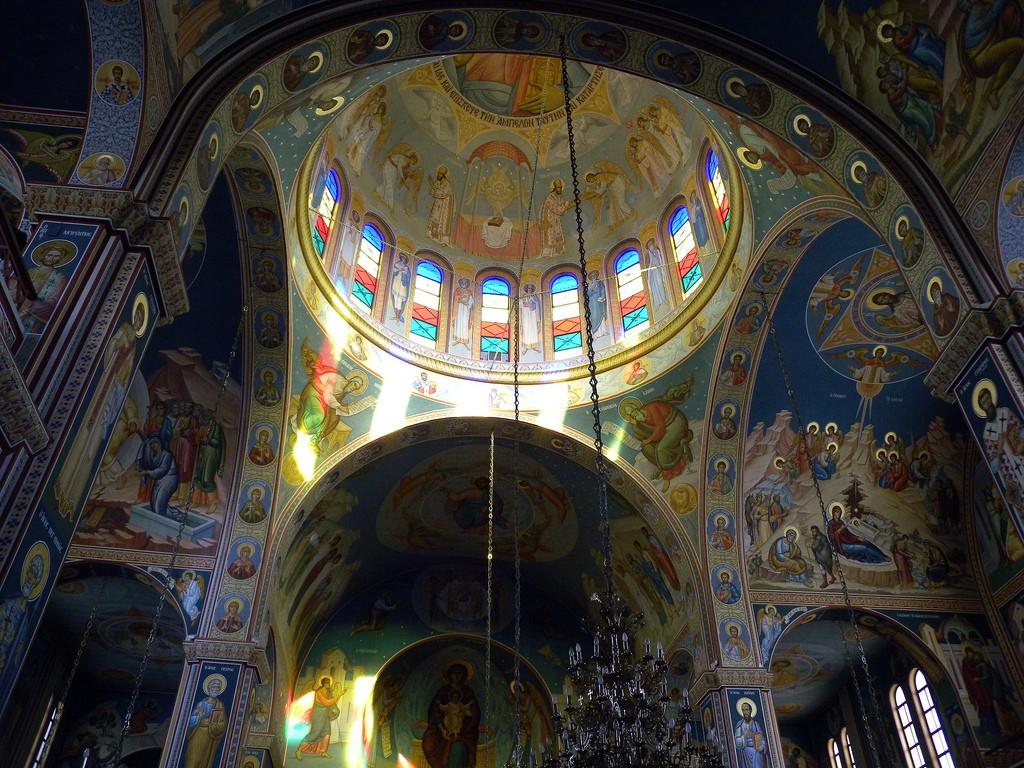 Фото церкви на Кипре