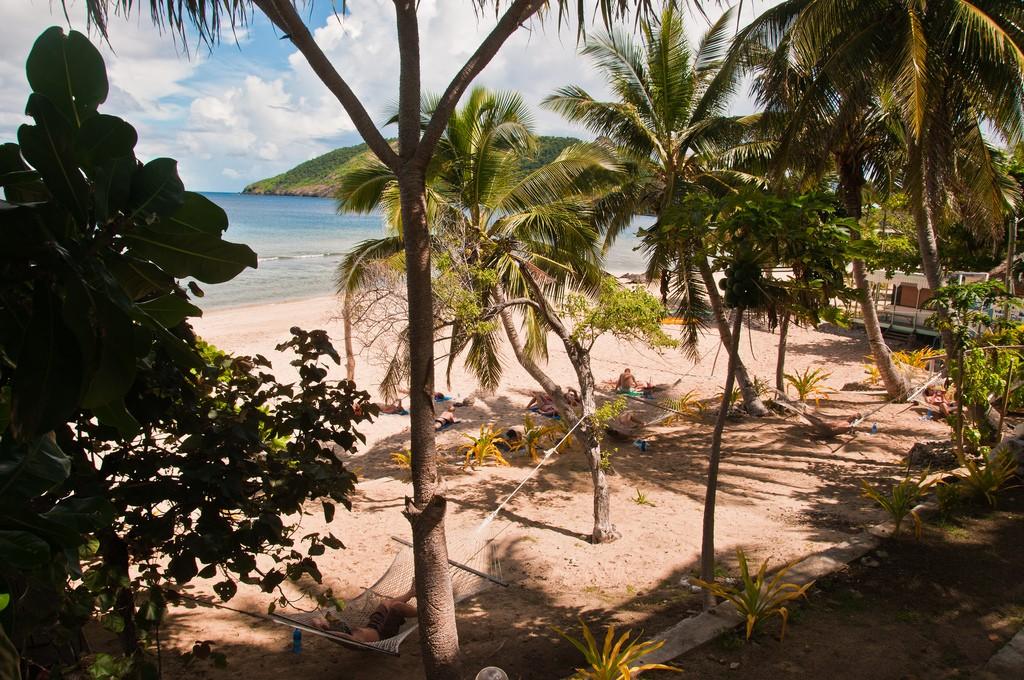 Фото пляжа на Фиджи