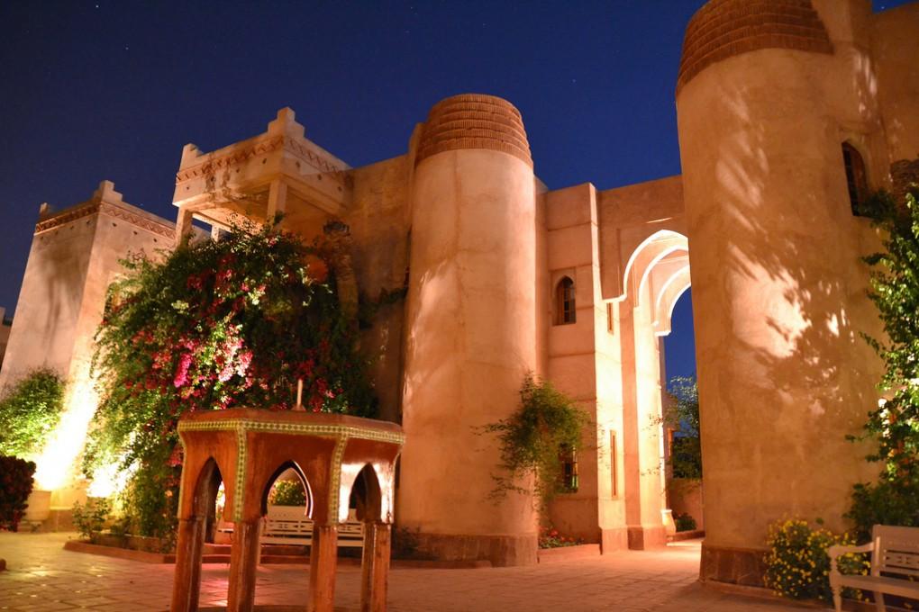 Фото архитектуры Марокко