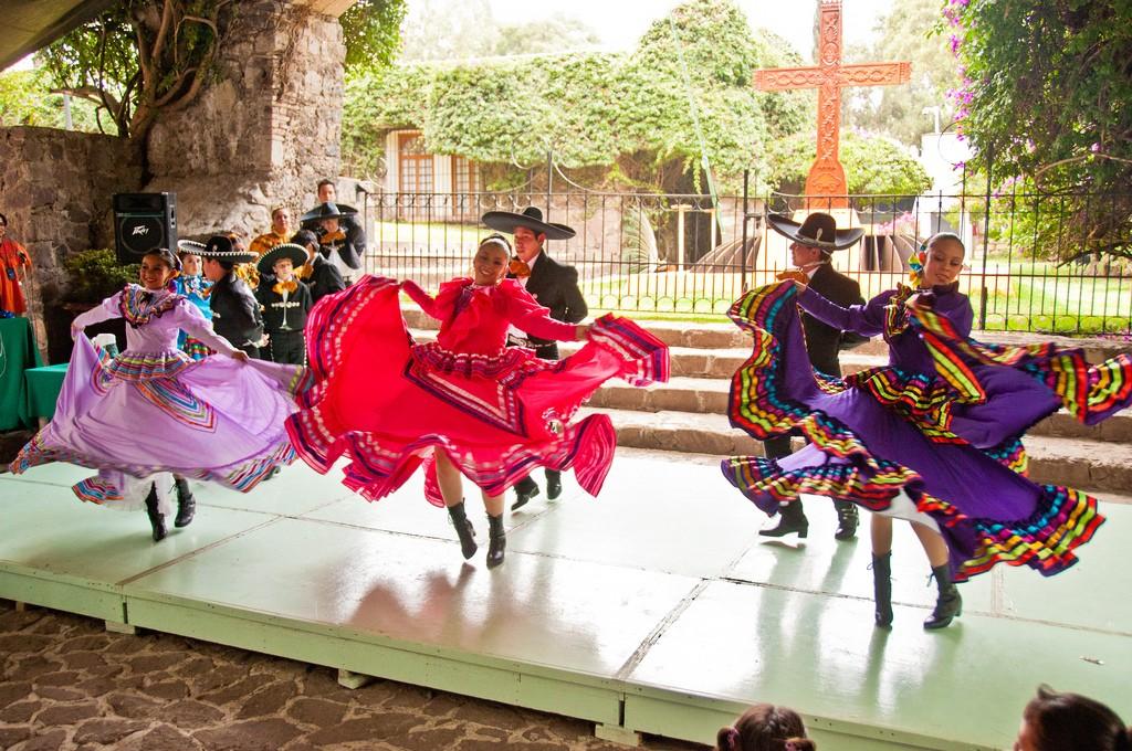 Фото жителей Мексики.
