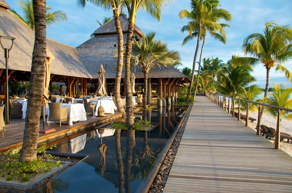 Фото отеля на Маврикии