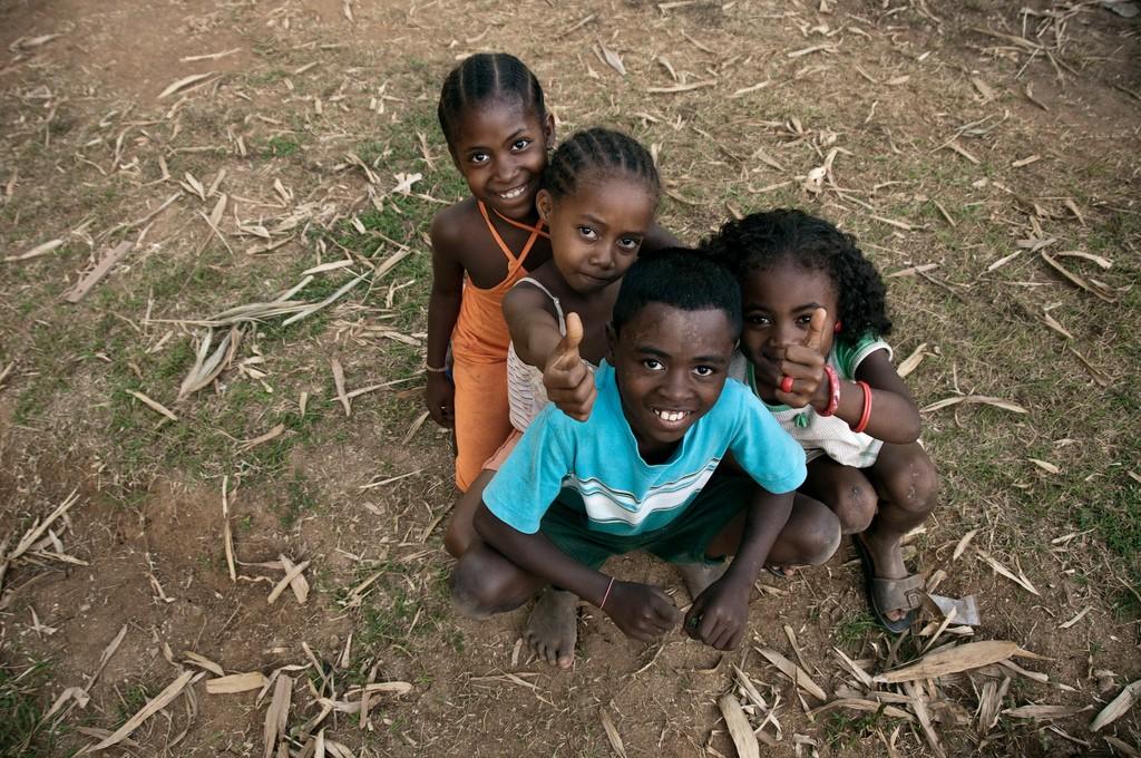 Фото жителей Мадагаскара