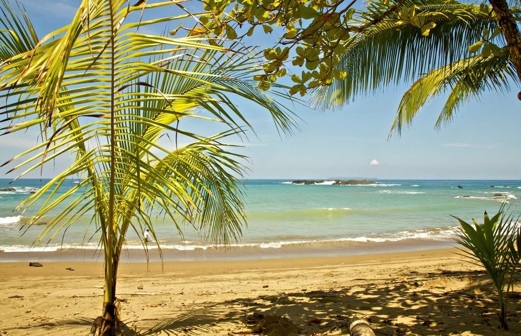 Фото побережья Коста-Рики