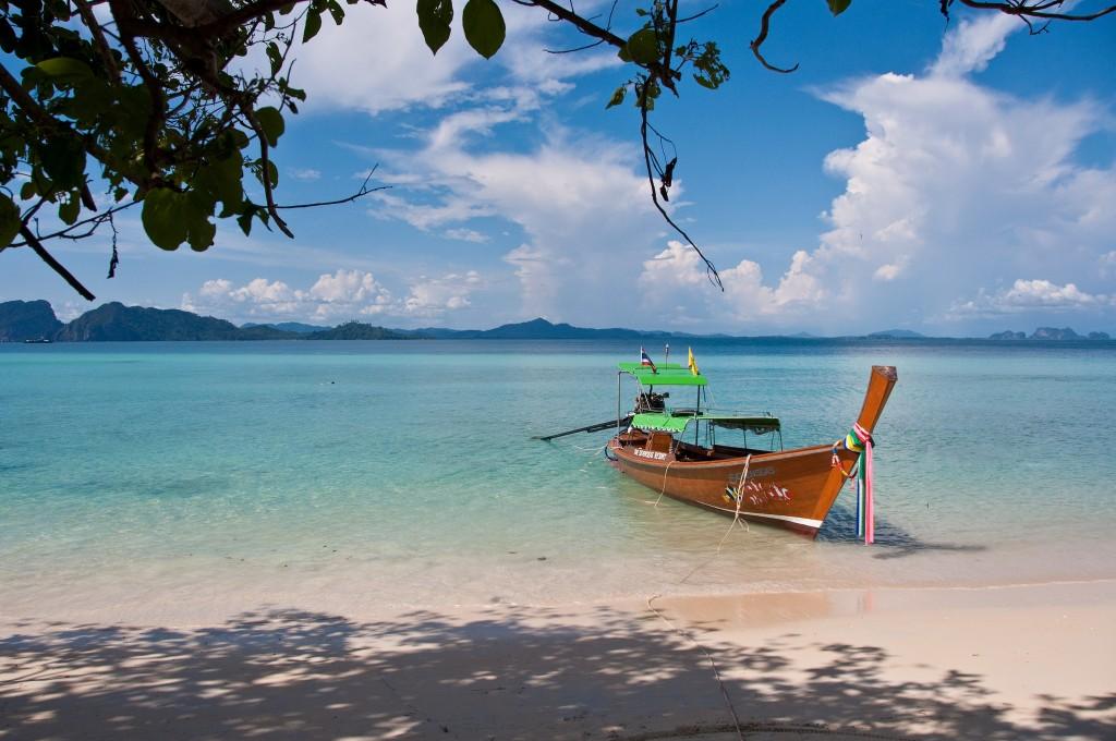 Фото пляжа в Таиланд
