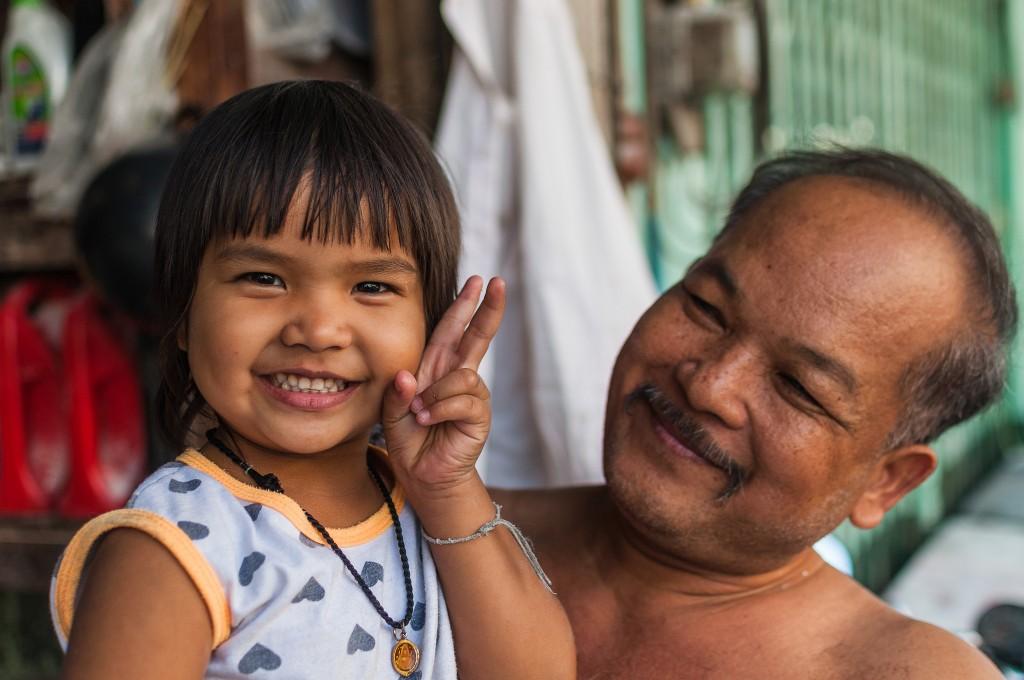 Фото жителей Таиланда