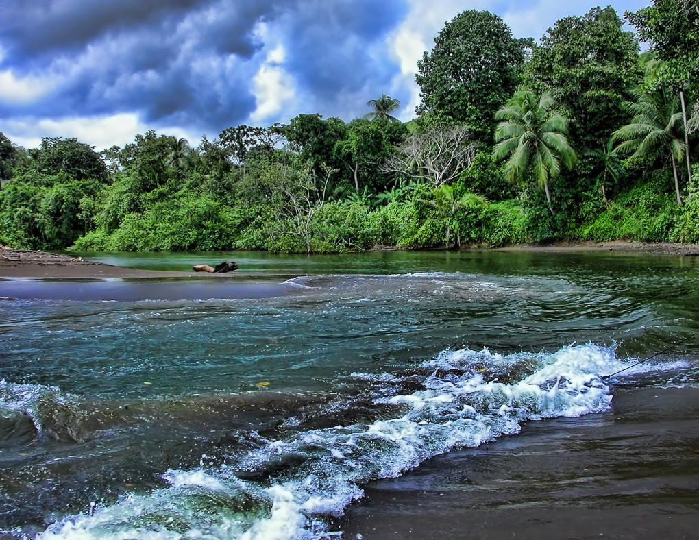Фото пляжа на Коста-Рике