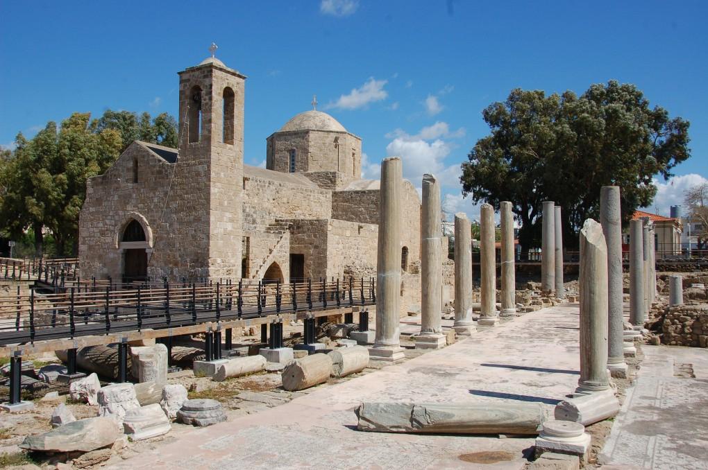 Фото архитектуры Кипра