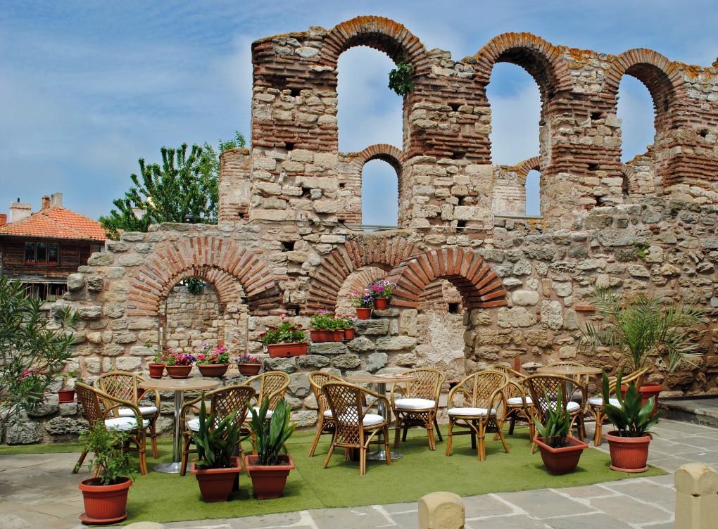 Фото архитектуры Болгарии