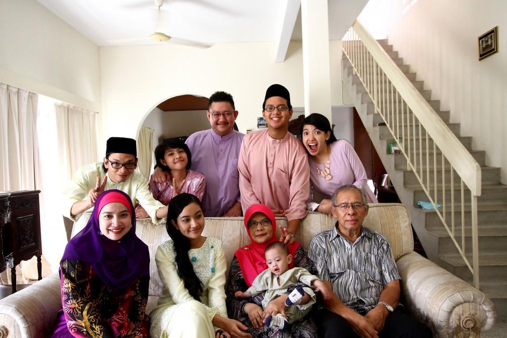 Фото жителей Малайзии