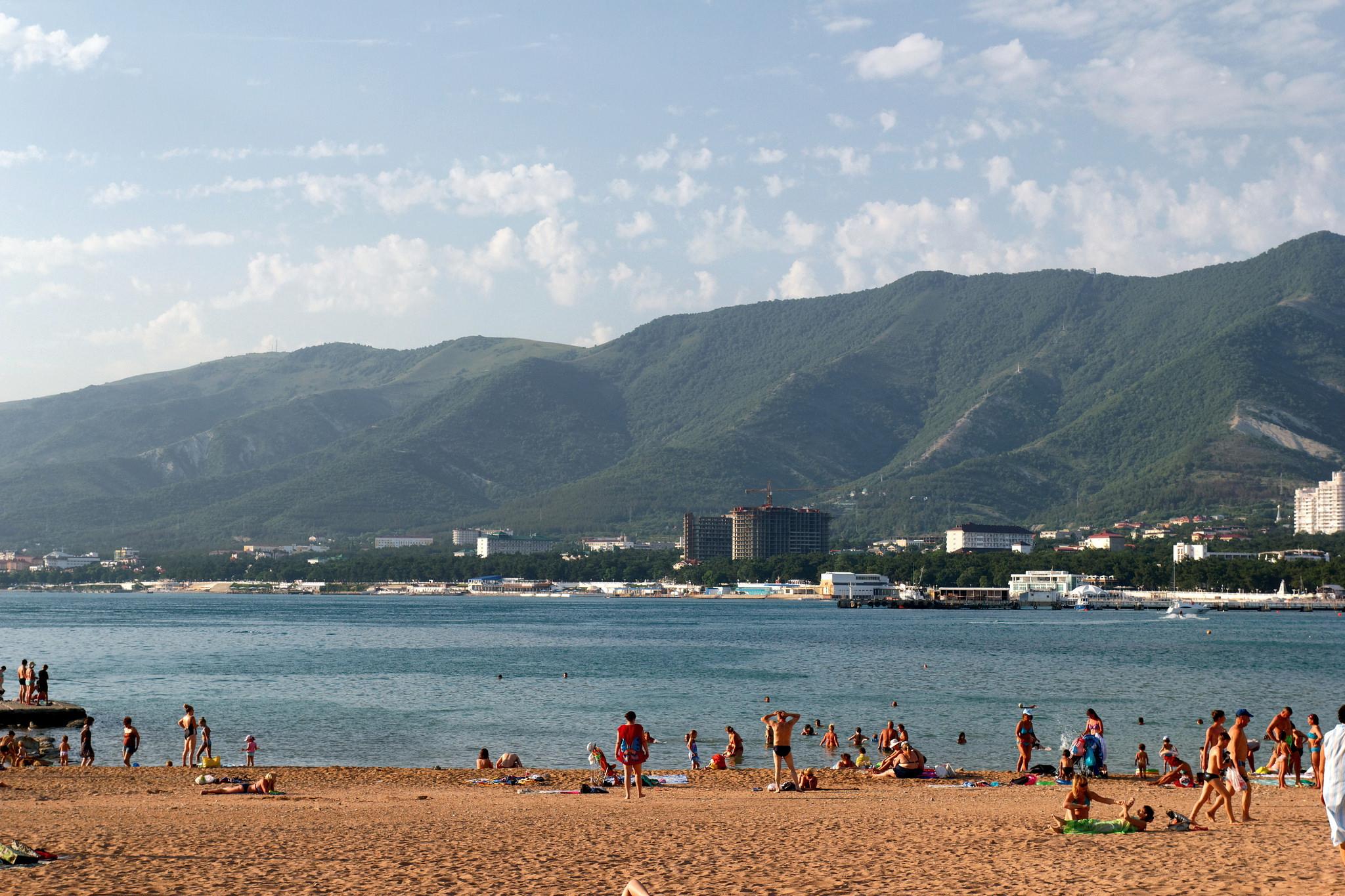 Геленджик отдых фото пляж отзывы