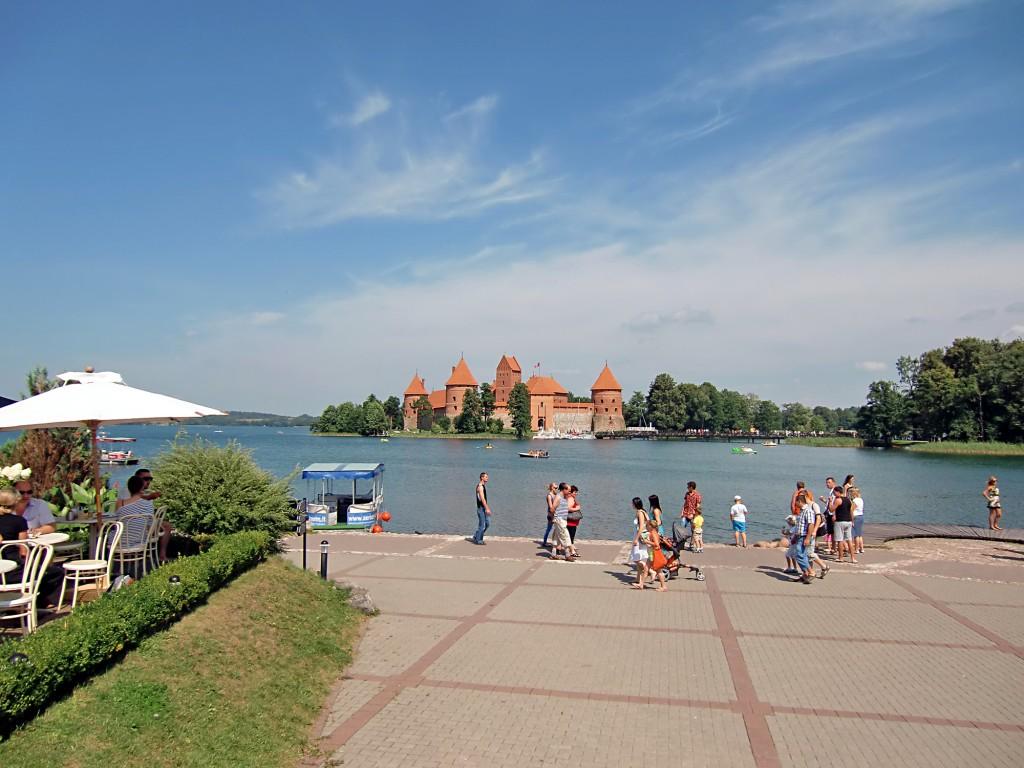 Фото Вильнюса летом