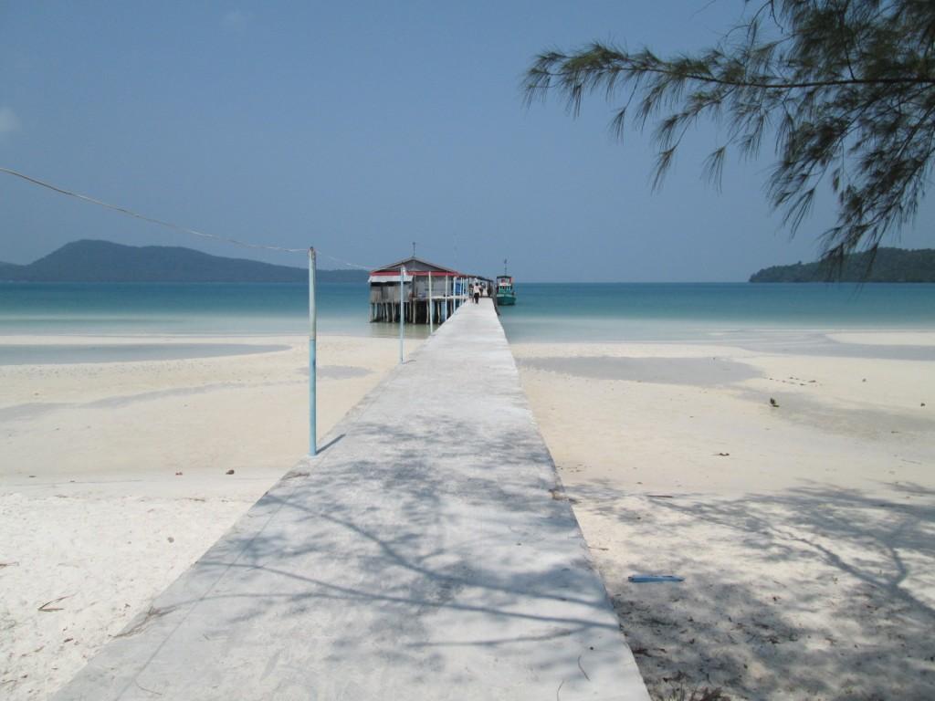 Фото пляжа острова Ко Ронг