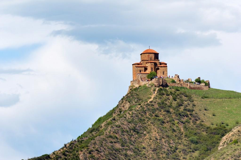 Фото монастыря Джвари