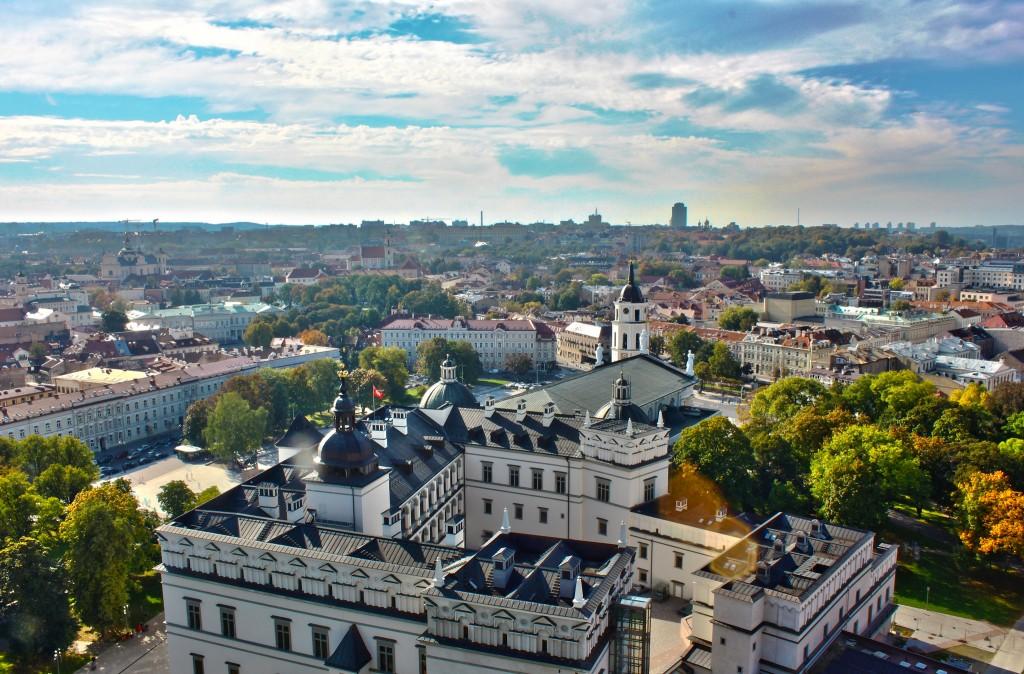 Фото Вильнюса