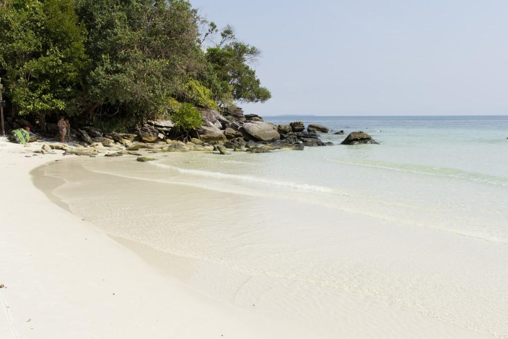 Фото пляжа Камбоджи