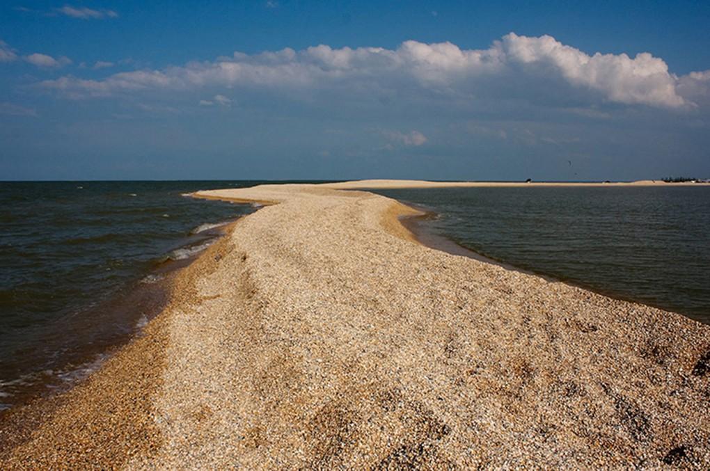 Фото Азовского моря.