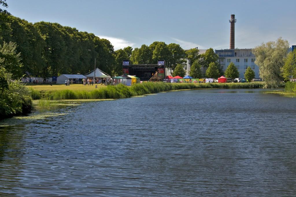 Фото Эстонии летом
