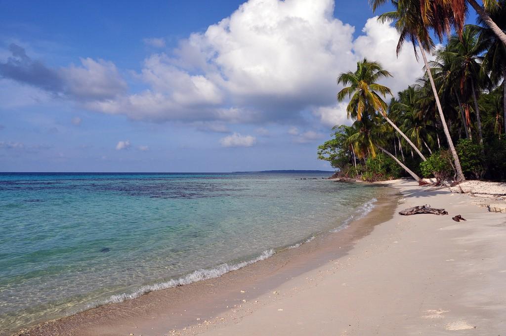 Фото индонезийского пляжа