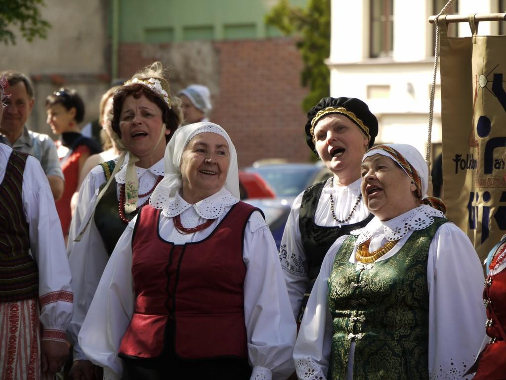 Фото жителей Литвы