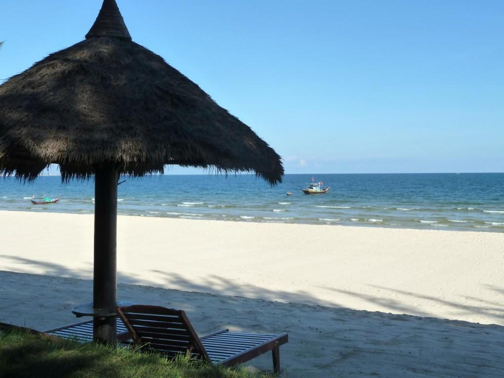 Фото пляжа в Муйне