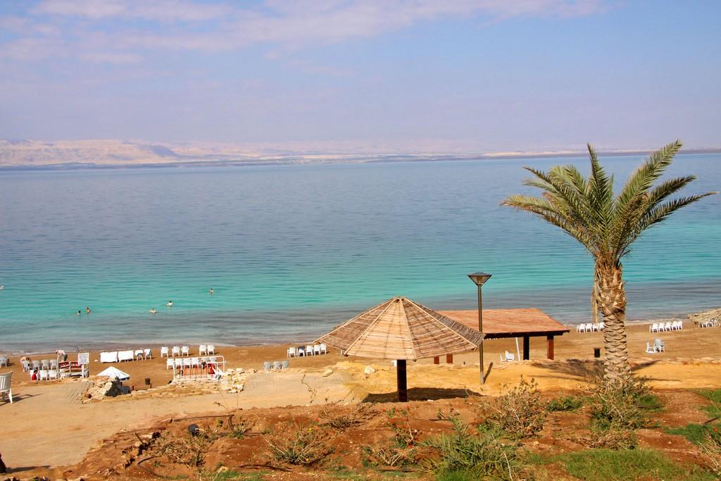 Фото побережья Иордании