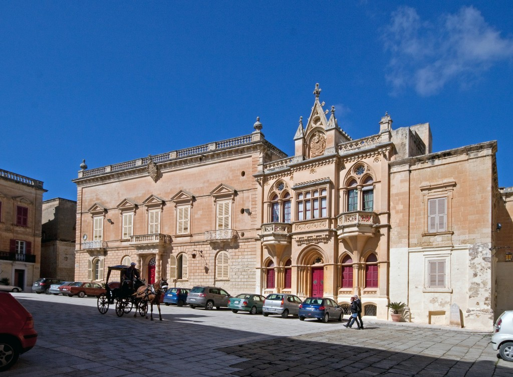Фото городской архитектуры Мальты