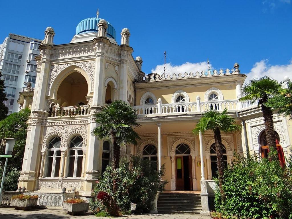 Фото Дворца эмира Бухарского