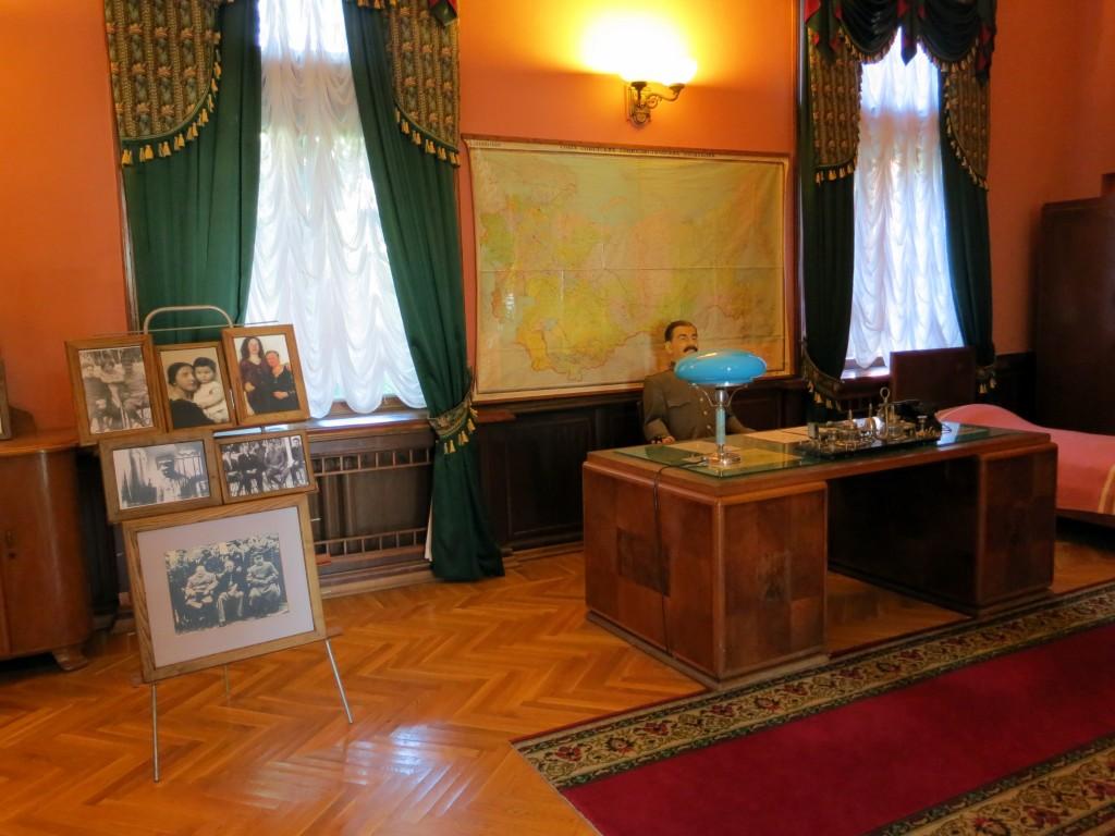 Фото дачи Сталина