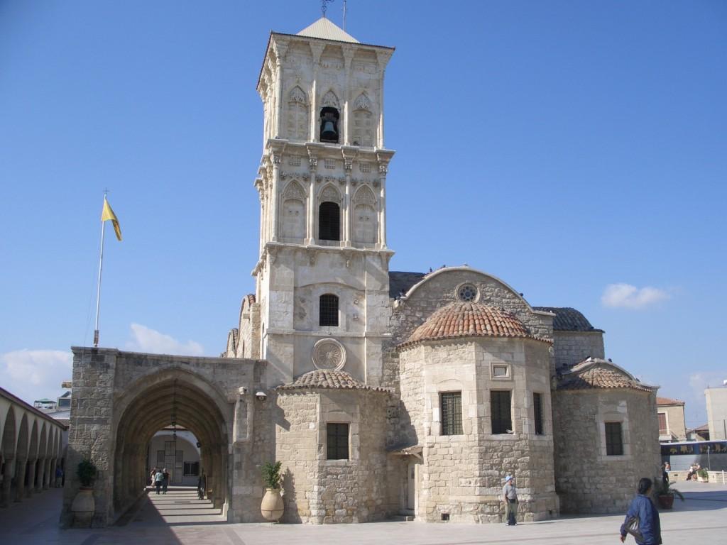 Фото Церкви Святого Лазаря в Ларнаке.