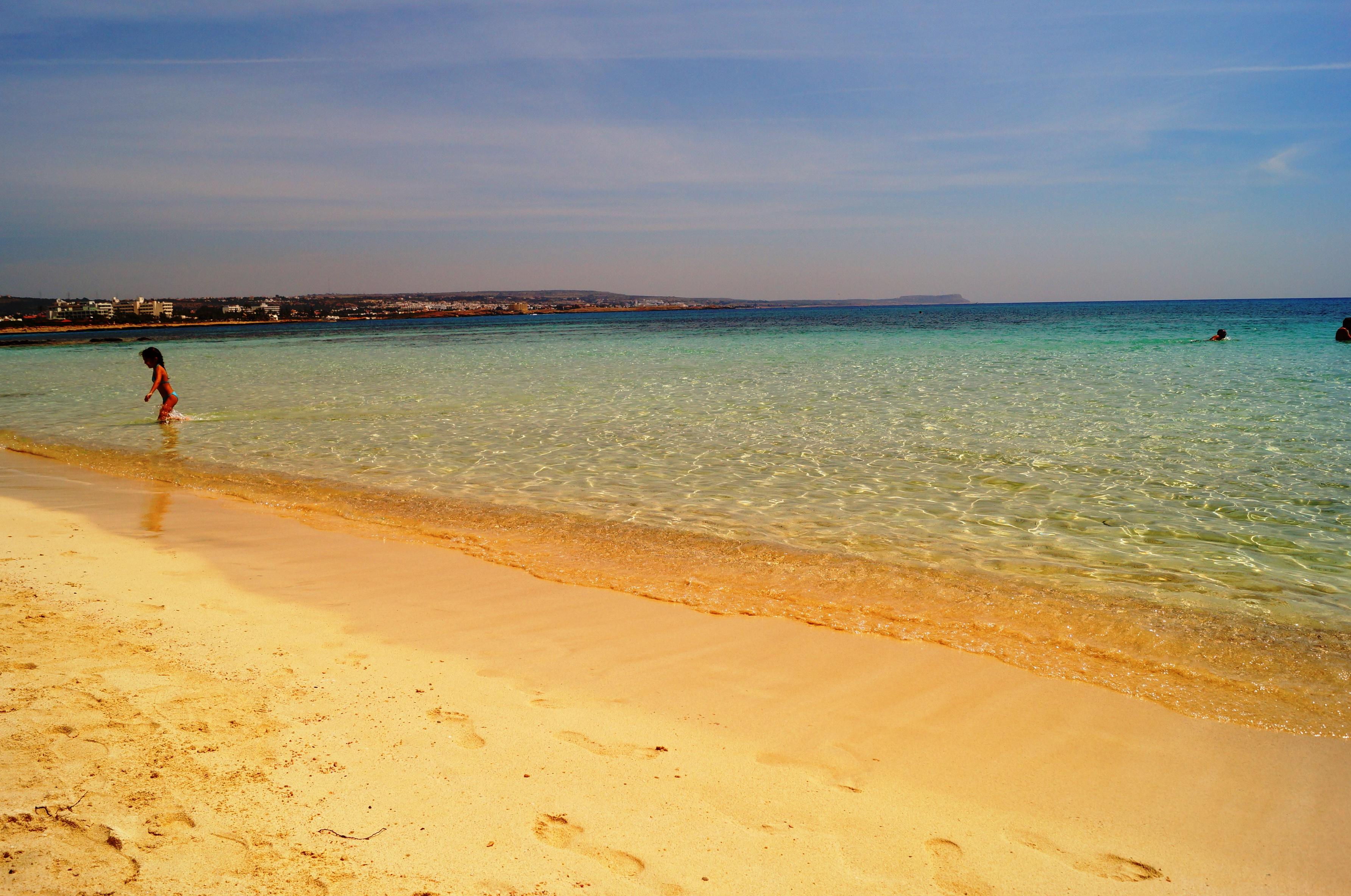 Фото пляжа Макронисос в Айя-Напе