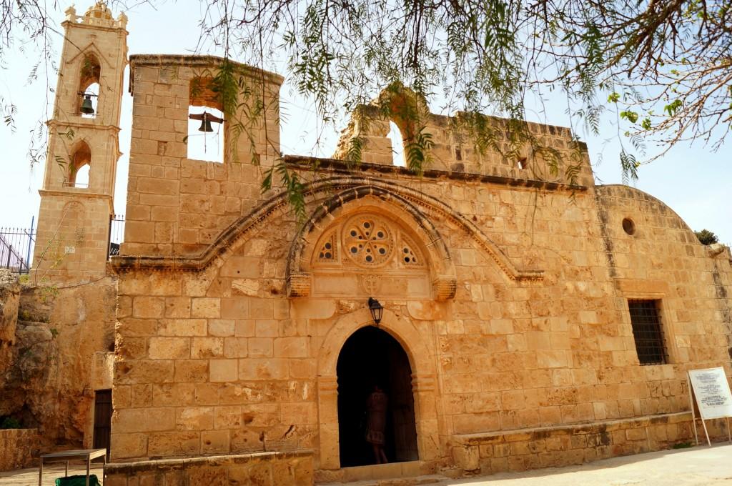 Фото монастыря Айя-Напы.