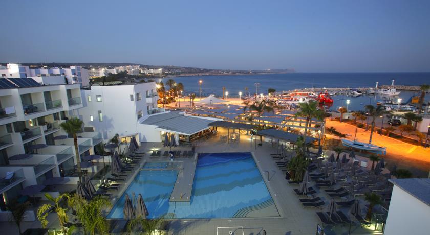 Фото отеля Limanaki Beach Hotel