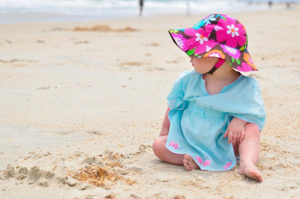 Фото детской одежды, подходящей для пляжного отдыха в Таиланде